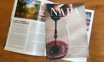 Read Our New NAPA Magazine!